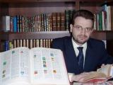 Il rettore del Centro Studi Araldici Raffaele Coppola