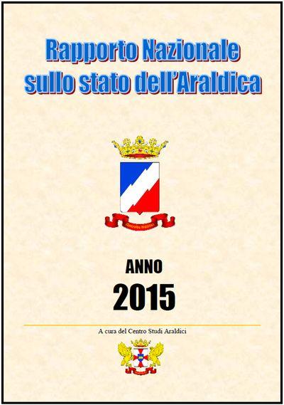 rapporto 2015